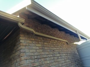 Seamless gutters and Projects