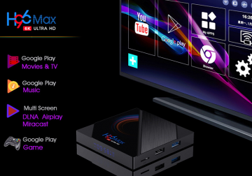 New Android 10 TV Box