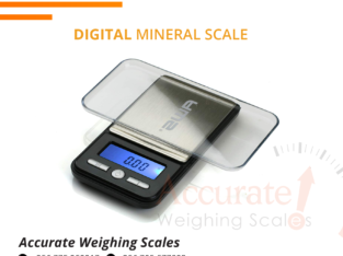 Weighing-Scale-LCD-High-Precision-mineral scales0705577823