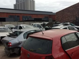 New and used cars stripping for spares