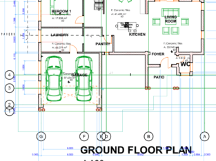 House plans and construction