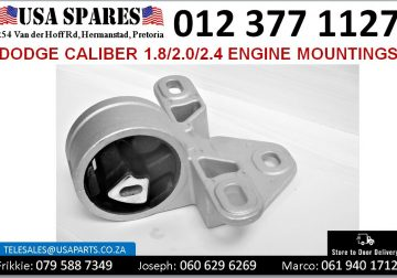 Dodge Caliber 1.8/2.0/2.4 2007-2013 engine mountings for sale