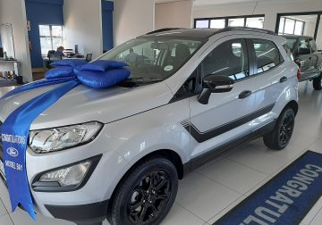 Ford Ecosport: Family do life togerther in an Ecosport!