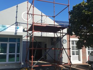Scaffold erectors and inspectors Safety courses Cape town