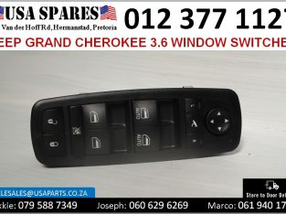 Jeep Grand Cherokee 3.6 2011-2021 window switches for sale