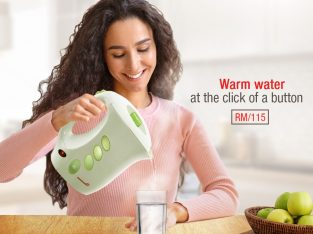 Corded Electric Kettle – Ramtons