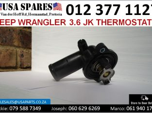 Jeep Wrangler 3.6 JK 2008-2018 thermostat housings for sale