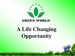 Green World Herbal Products