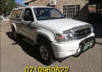 Toyota Hilux 2700i kzte raider single cab for sale in good cond