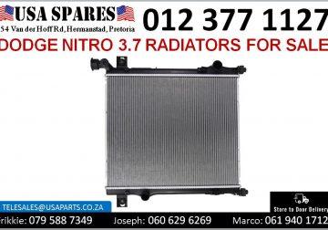 Dodge Nitro 3.7 2007-2013 radiators for sale