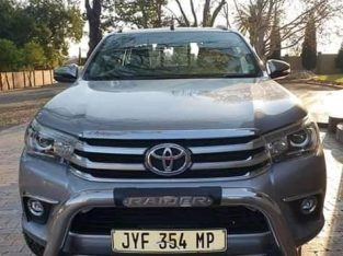Toyota Hilux GD-6 4*4 extra cab for sale in excellent working