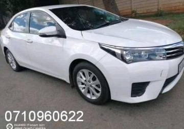 2016 Toyota corolla 1.4i D4-D executive for sale in good cond