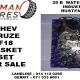 Chev Cruze F18 gasket set for sale
