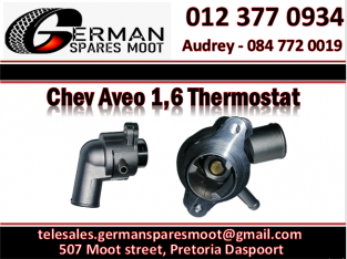 Chev Aveo 1.6 Thermostat for sale