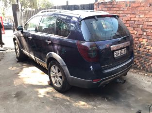 Chevrolet Captiva 2.0 Z20 Manual Stripping for Used Spares