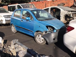 Chevrolet Spark 2 LS 2007 Stripping for Used Parts