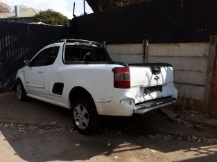 Chevrolet Utility Bakkie 1.4 Stripping for Used Spares Parts