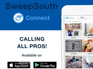 SweepSouth Connect Online Sevice Professionals