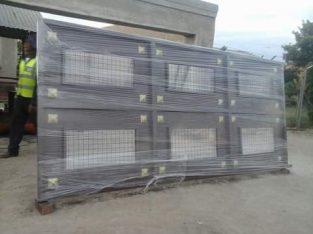 TD steel window frames