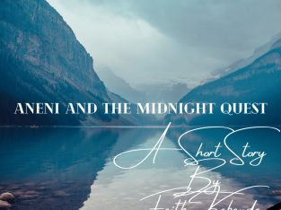 Aneni And The Midnight Quest. A Short Story By Faith Kabanda.