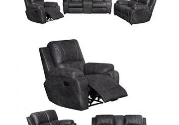 5 Action Recliner Lounge Suite