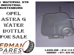 Opel Astra g water bottle for sale