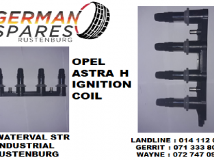 Opel Astra H ignition coil for sale