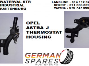 Opel Astra J thermostat housing for sale