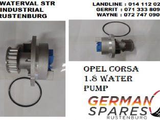 Opel Corsa 1.8 water pump for sale