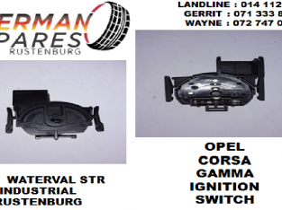 Opel Corsa gamma ignition switch for sale
