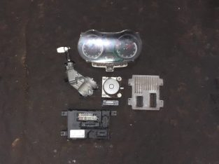 Opel Corsa D 1.4 A14XER Used Lockset & Spares