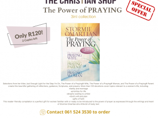 Stormie Omartion – The Power of Praying 3 in 1