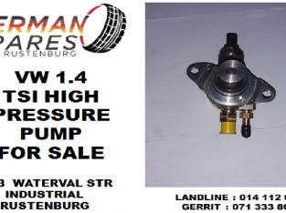 Vw 1.4 TSI high pressure pump for sale