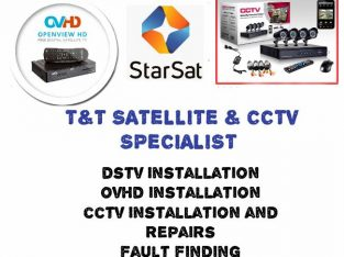 DSTV/OVHD and CCTV Installations