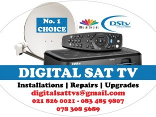 Dstv, Ovhd installation and repairs 081 486 5779