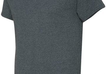 Gildan cotton Round Neck T shirt
