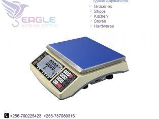 Waterproof type stainless steel weighing Scales in kampala