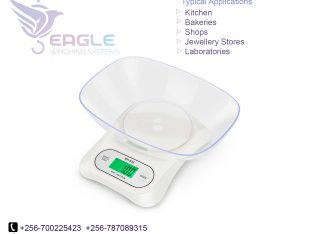 Commercial Electronic Kitchen Food Scales in Mukono