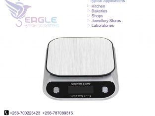 Display digital electronic weighing scales in Jinja