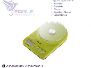 Industrial electronic digital weighing scales in Jinja