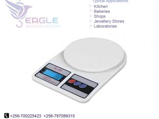 Waterproof precise table top bench weighing scales in kampala