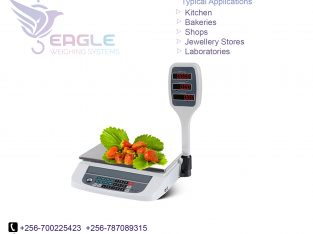 Baking and kitchen weighing scales in kampala