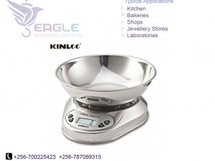 Stainless Steel Electronic weighing scales in Mukono