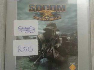 SOCOM : U.S. Navy SEALs (PS2)