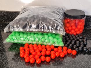 Solid Paintballs