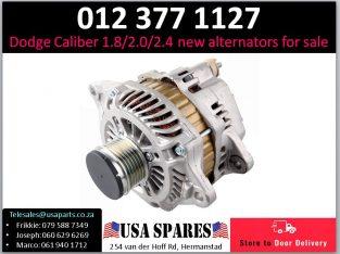 Dodge Caliber 1.8/2.0/2.4 2007-2013 alternators for sale
