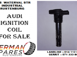 Audi ignition coil for sale