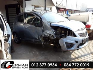 Chevrolet Spark 1.2 Manual 2013 Stripping for Used Spares