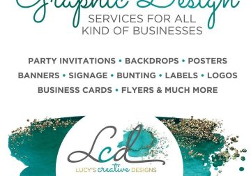 Graphic Design services for all kinds of Businesses