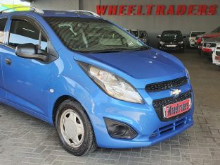 Neat 2014 Chevrolet Spark 1.2 LS For Sale